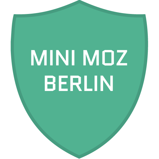 MINI-MOZ BERLIN Logo