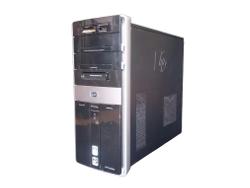 HP Pavilion m9070.de Desktop PC mit AMD Athlon 64 X2 Prozessor.