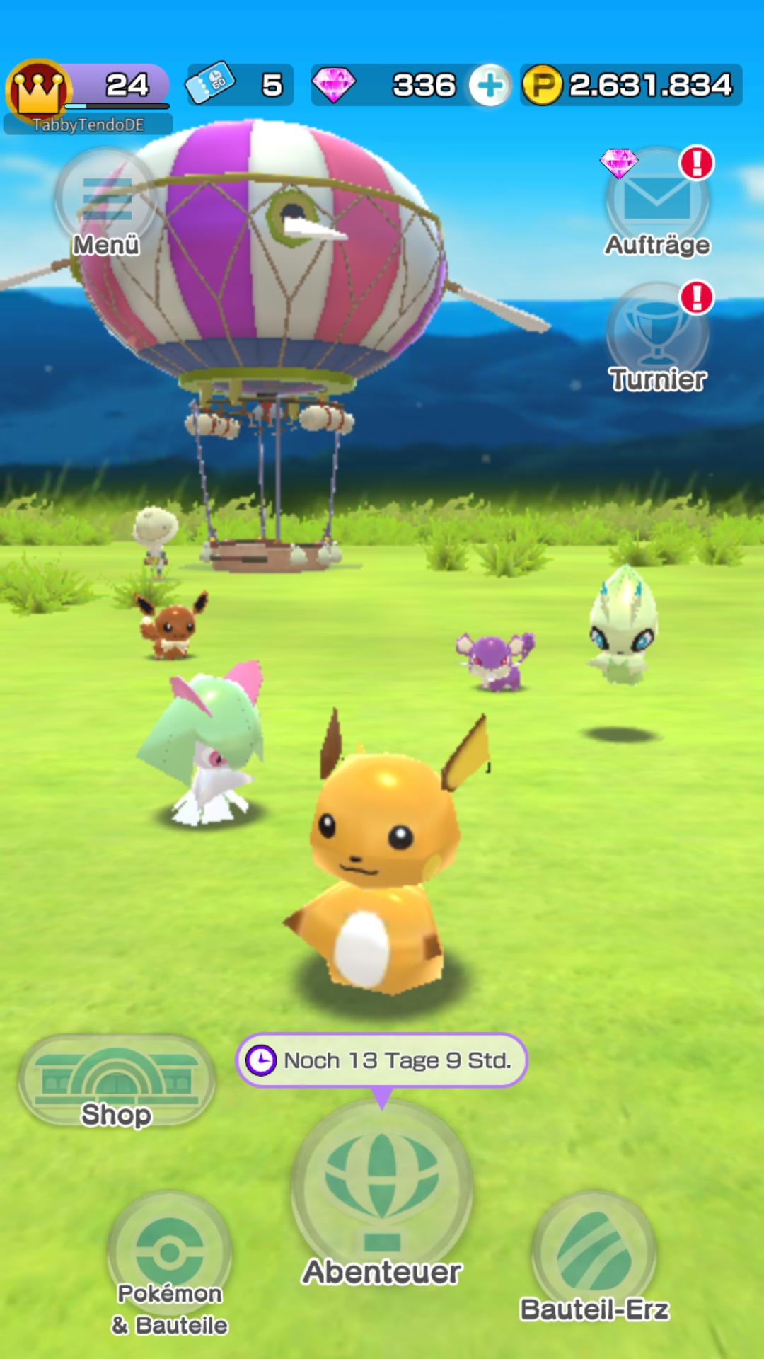 Pokémon Rumble Rush - Raichu knackt den Lottogewinn-Klasse (niedrig) Jackpot!