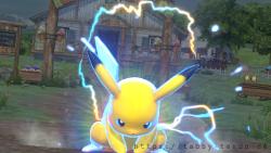 Tabby & Chu in Pokémon Tekken DX: Am Limit.