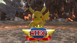 Tabby & Chu in Pokémon Tekken DX: Unser Weg geht weiter.