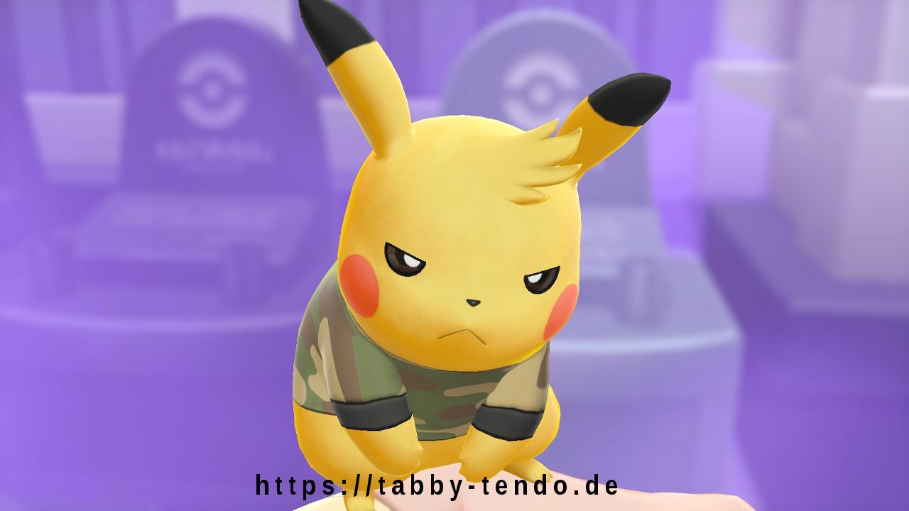 Pikachu im Pokémon-Turm, Lavandia