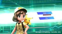 Pokémon Let's Go! Kolosseum Kampf: Tabby & Chu